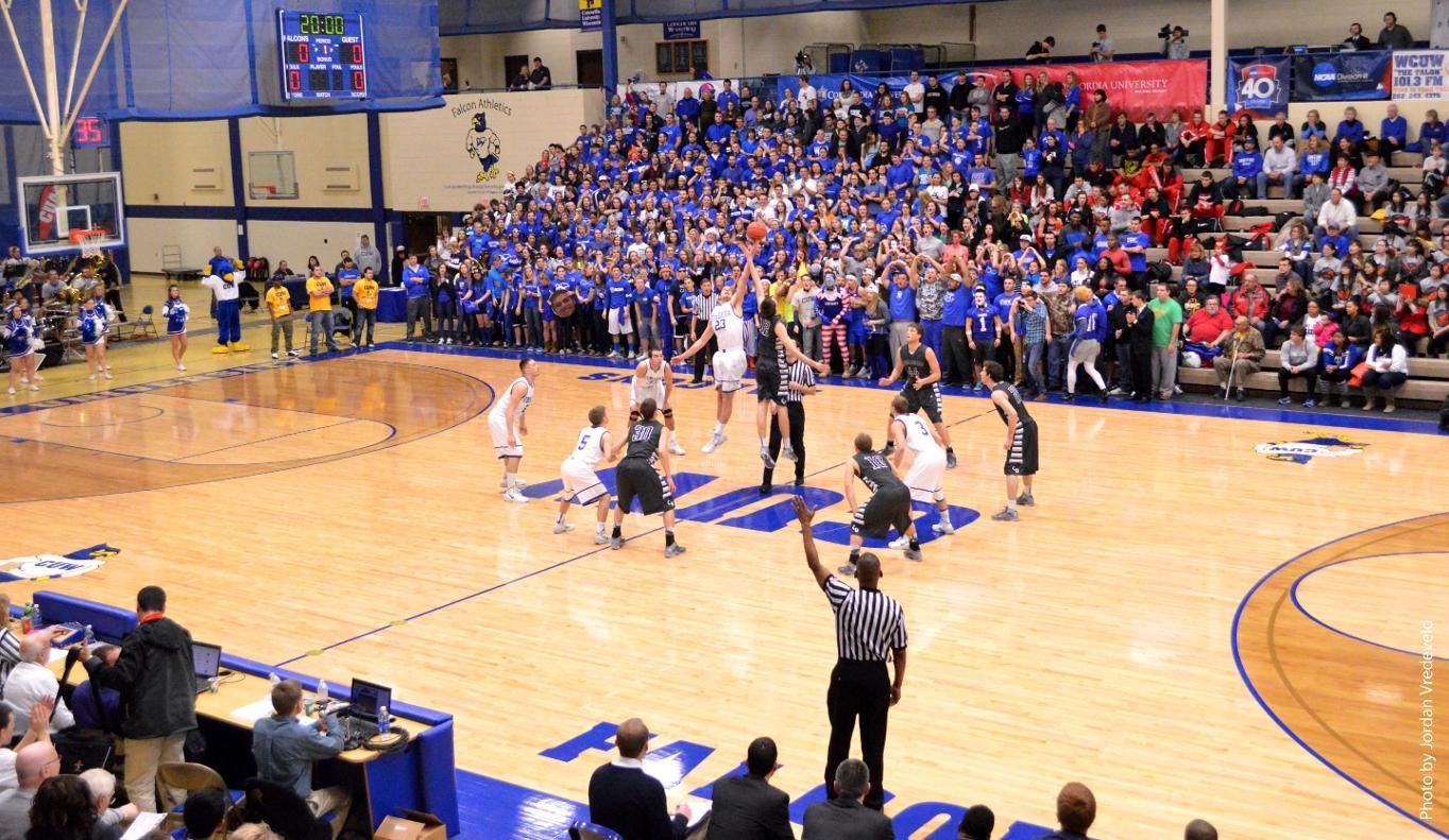 Men's Basketball vs. Concordia University Nebraska (Jan ...