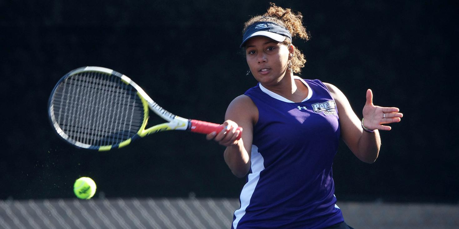 Women's tennis rolls to 7-2 victory over Biola