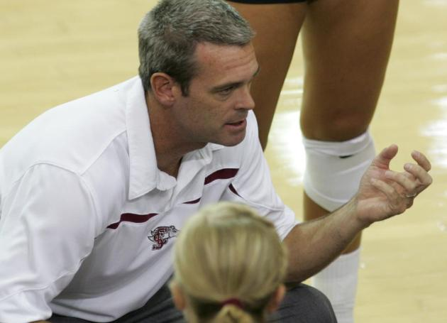 Former National Team Player Matt Lyles Returns As An Assistant Coach with Santa Clara Volleyball