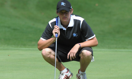Grant Carnie finished second in Babson Park, Fla.