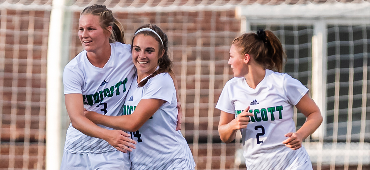 Cade's Second Half Goal Lifts Endicott to 1-0 Win Over Gordon