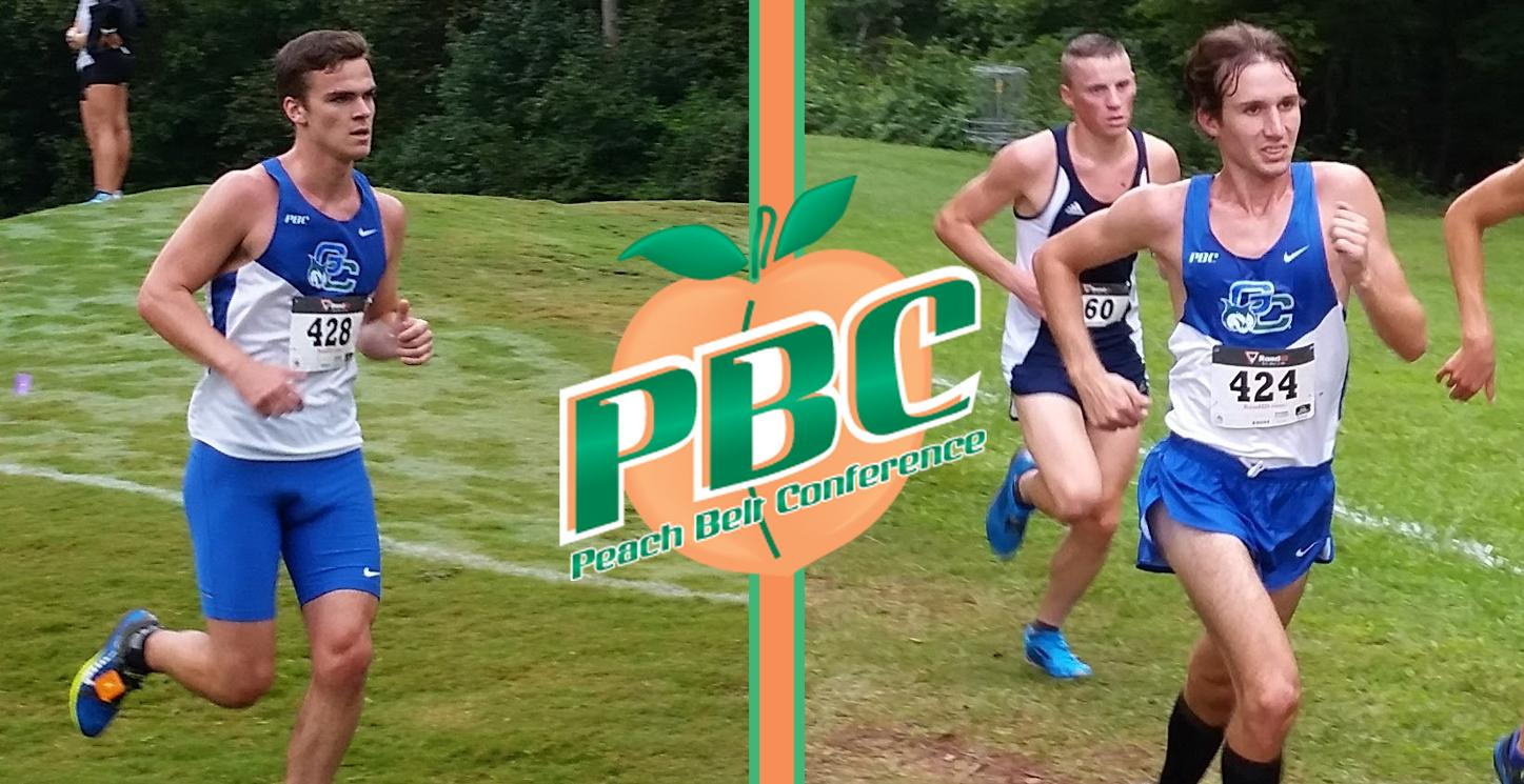 Two Bobcat Men Named to PBC All-Academic Team