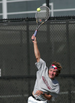 Men's Tennis Advances at ITA Regional
