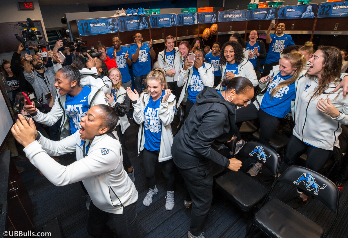 Bulls Earn First Ever At Large Bid To NCAA Tournament; Will Play #6 South Florida