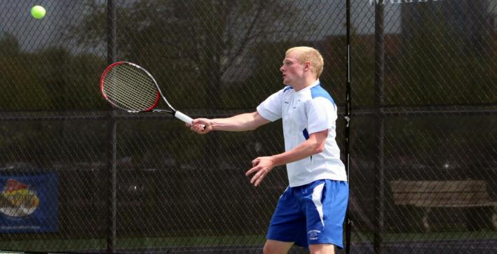 Men's Tennis falls to Colby College