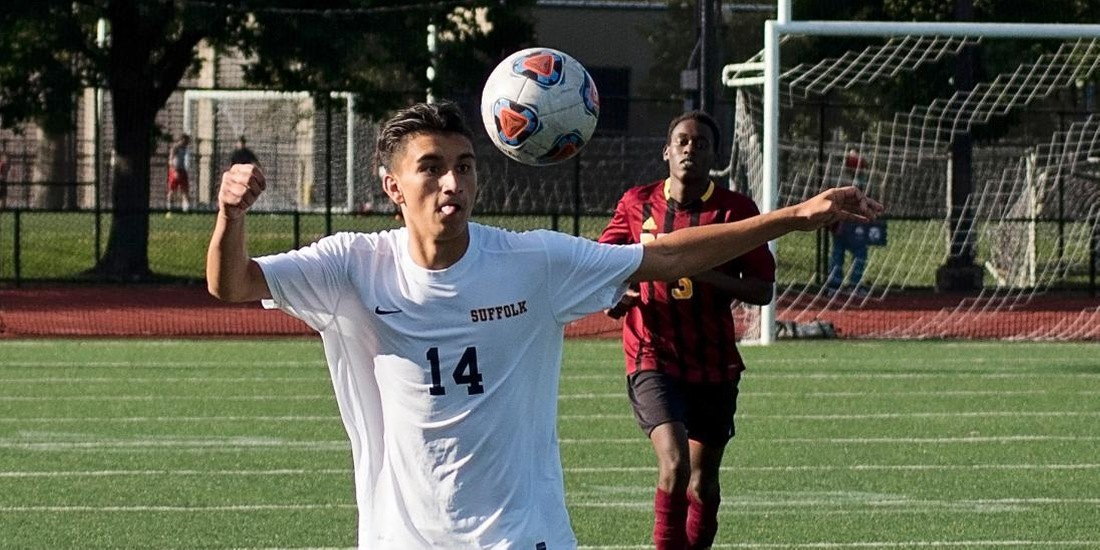 Men's Soccer Takes Season Opener, Downs Mass. Maritime 2-1