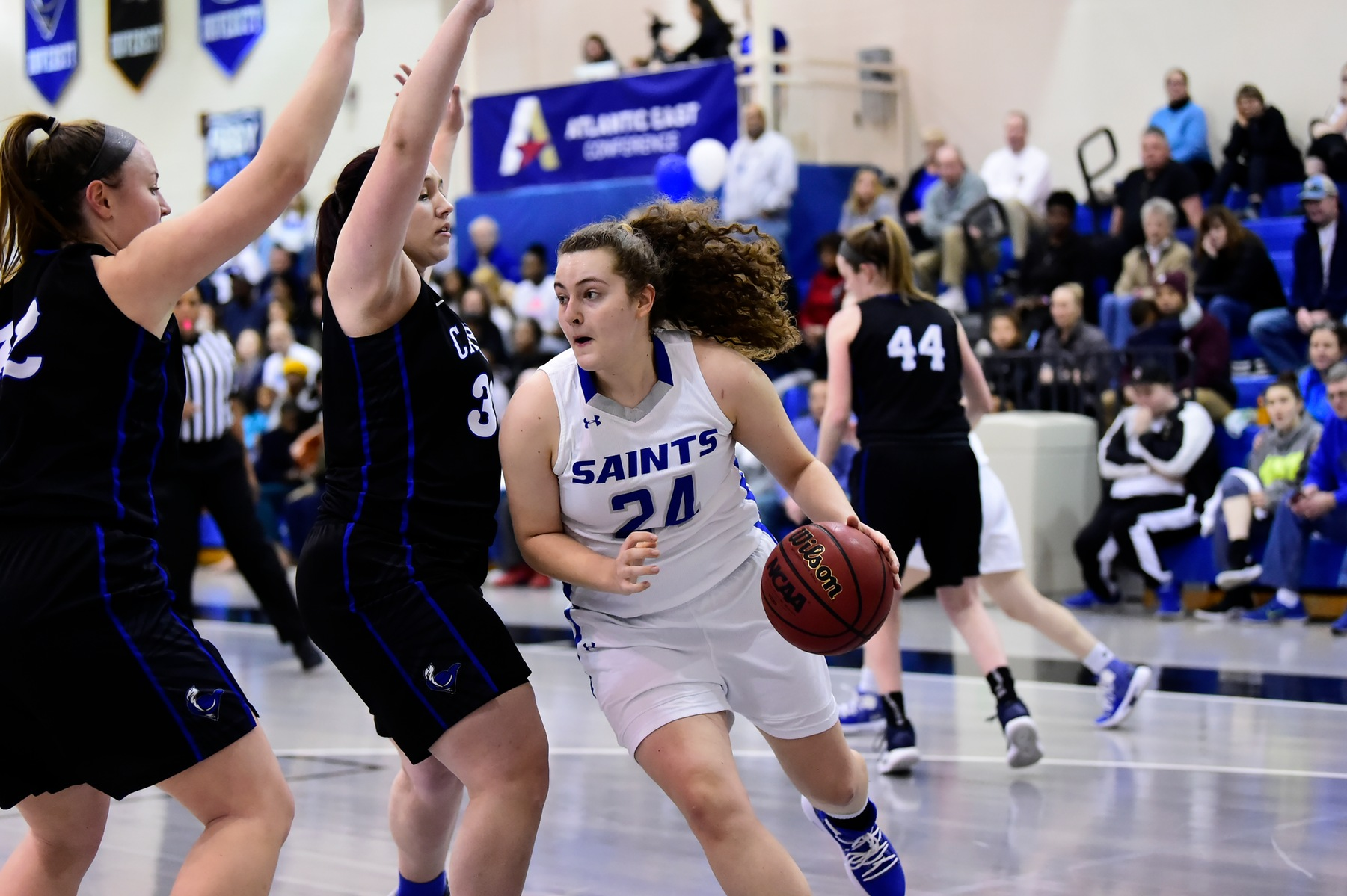 Saints take down Immaculata to advance to Atlantic East championship