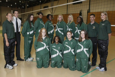 2009 Women's Volleyball Season Recap