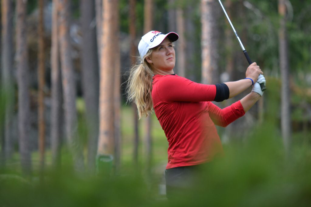 Kiira Riihijarvi Wins Finnish Under-21 Amateur Championship