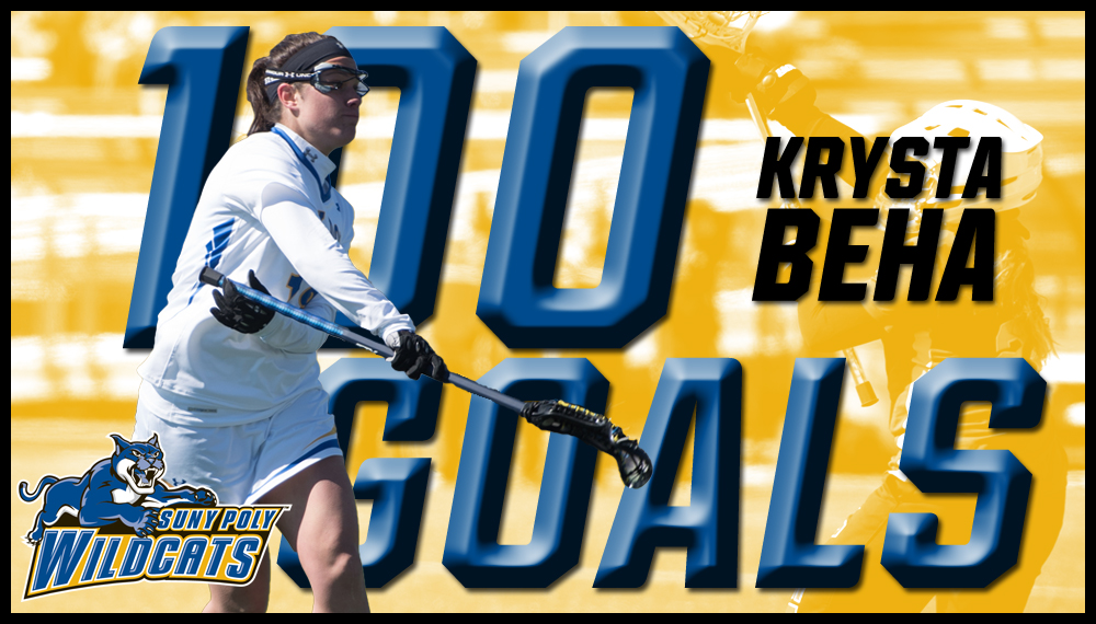 WLAX: Beha Scores Her 100th Goal As Wildcats Improve to 6-1