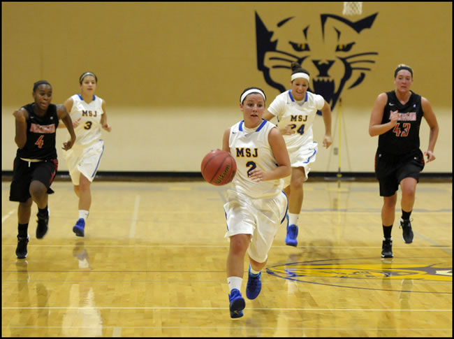 Mount women's basketball team edged by Rose-Hulman, 58-51