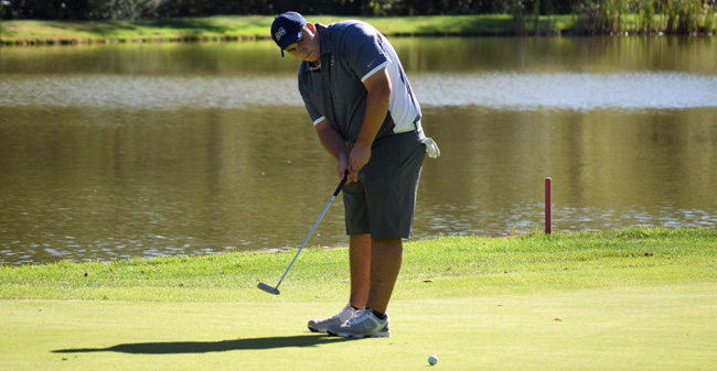 Golfers Take 2nd & Tie for 13th at Moravian Fall Invitational