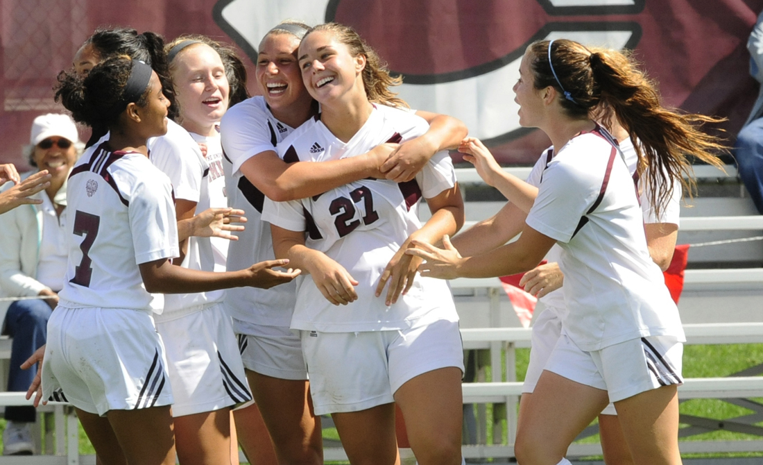 Maroon women's soccer camps scheduled for May, June and August