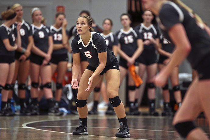Findlay Sweeps Tiffin