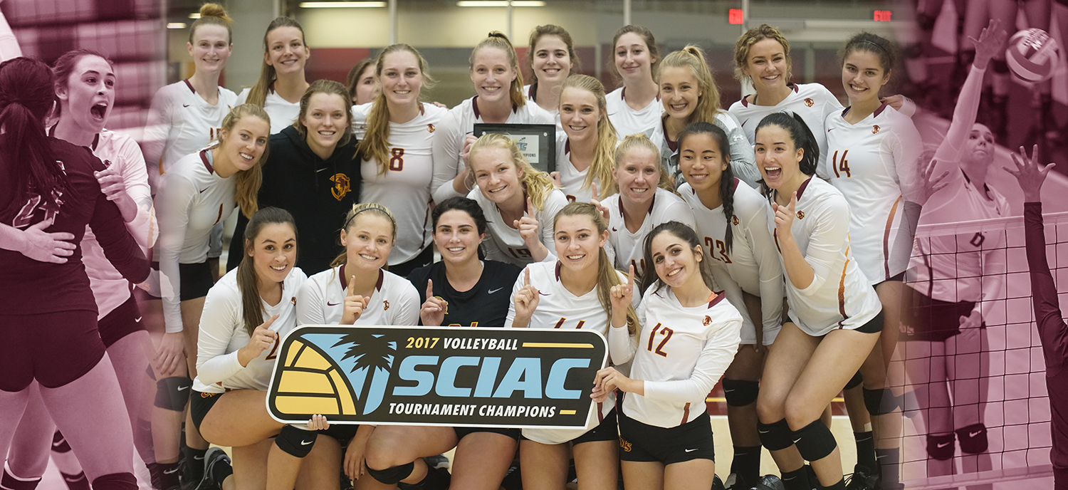 SCIAC Champions: Athenas Sweep Regals to Win Tournament Title