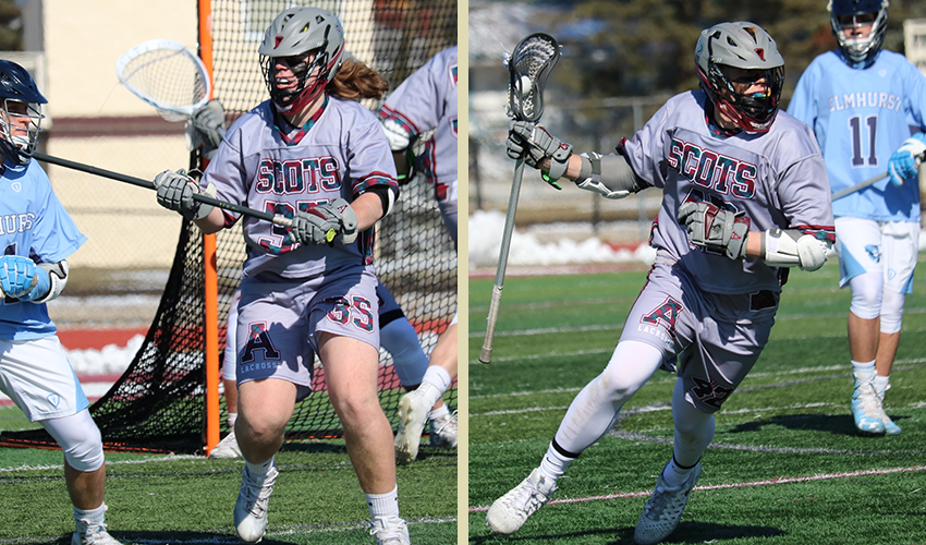 Cousineau, Ellens named MIAA Player of the Week