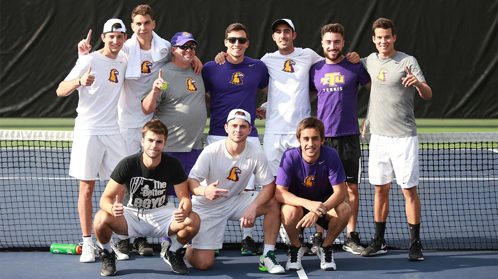 Tech tennis takes home the OVC regular season championship with another perfect season