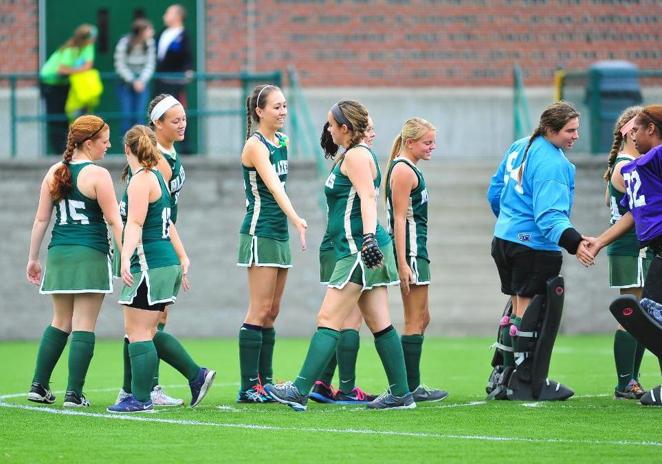 Field Hockey Faces Regis For NECC Crown
