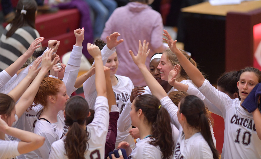 Maroon Volleyball Prospect Camp Scheduled For February 3