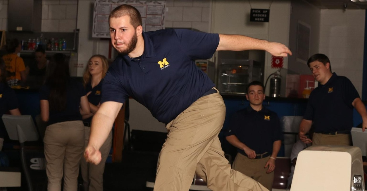 Wolverine bowling concludes season at WHAC Championships