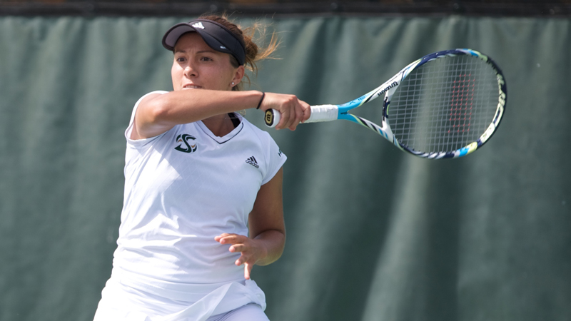 FOUR WOMEN'S TENNIS PLAYERS NAMED ALL-BIG SKY, DELGADO GARNERS MVP HONORS