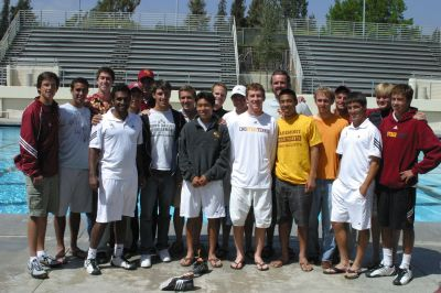 SCIAC Champions Times Three