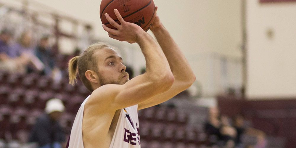 Gents Basketball on Fire from Field in Second Half, Blows by Louisiana College 91-69