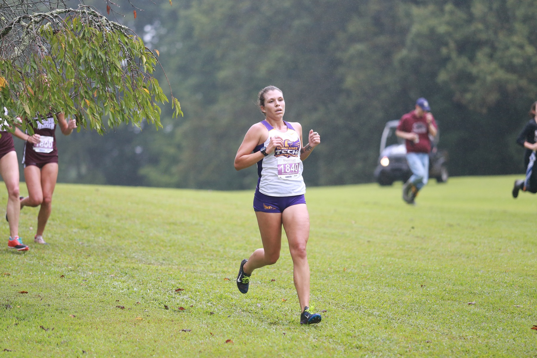 Women's cross country ready for OVC Championship