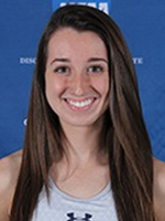 Women's Track Athlete of the Year - Anna Osman, Moravian
