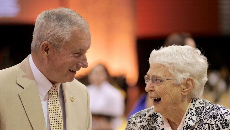 Ohio Dominican Mourns Passing of Sister Charles Marie Brantl