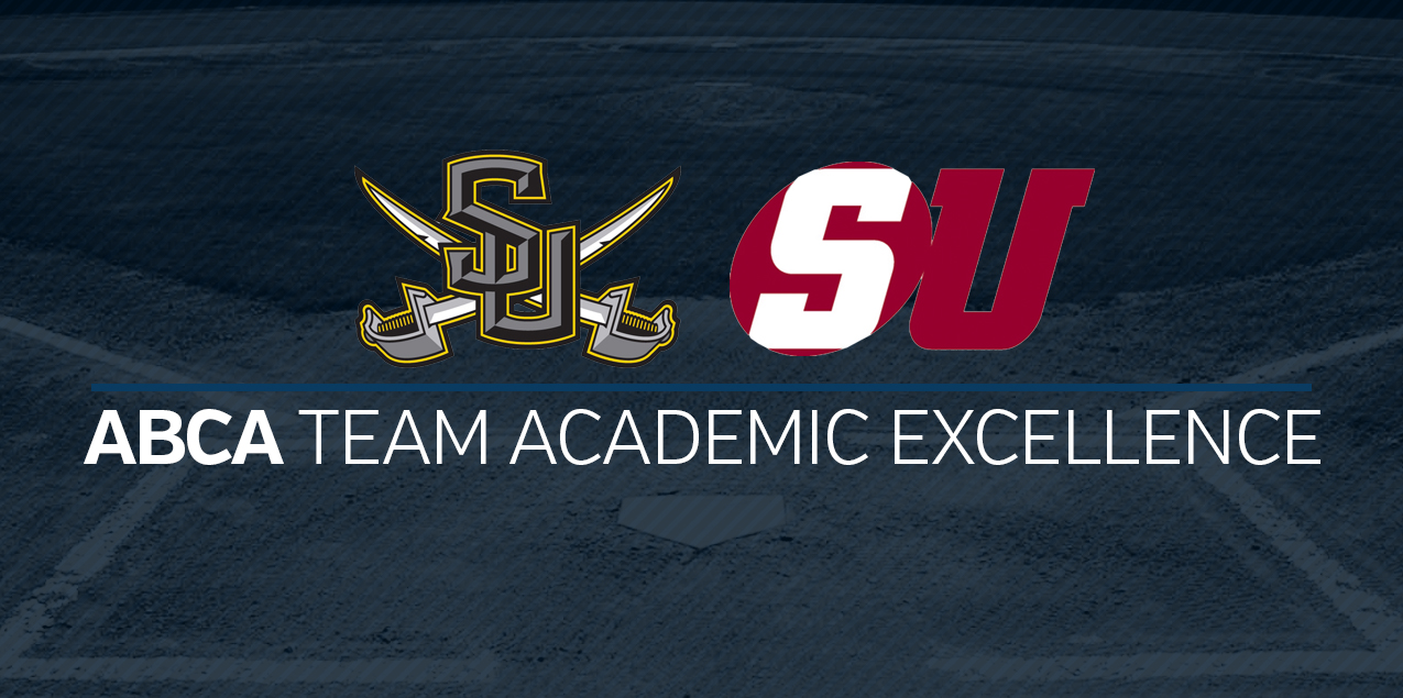 Schreiner and Southwestern Earn ABCA Team Academic Excellence Award