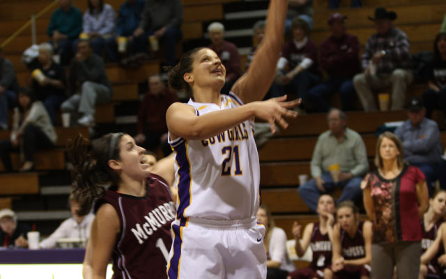Cowgirls Fall To Concordia