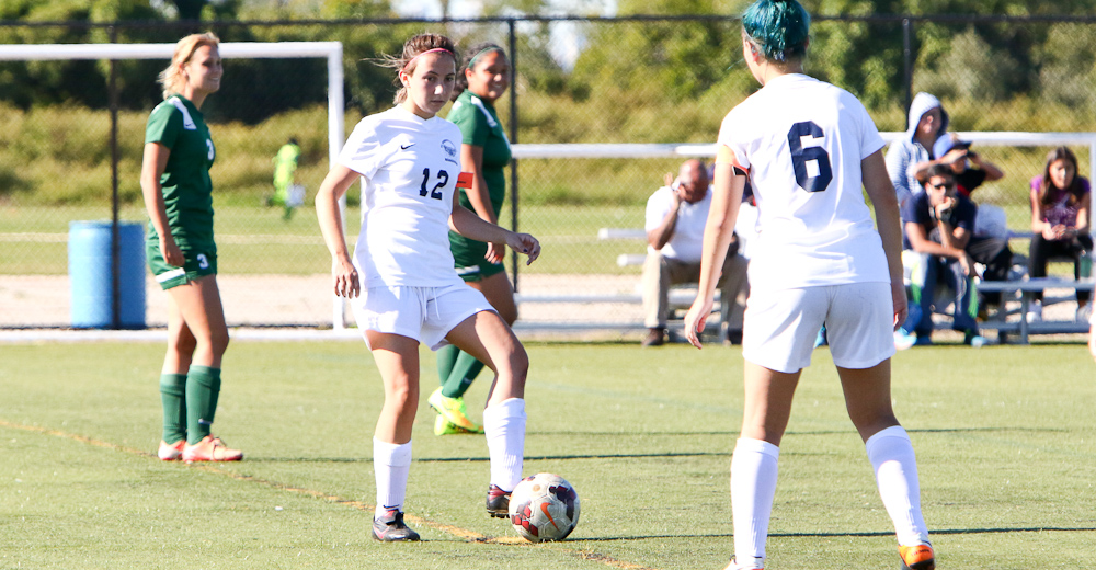Early Lead Not Enough as York Slips Past Women's Soccer