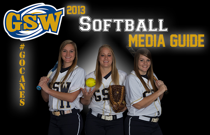 GSW Releases 2013 Softball Media Guide