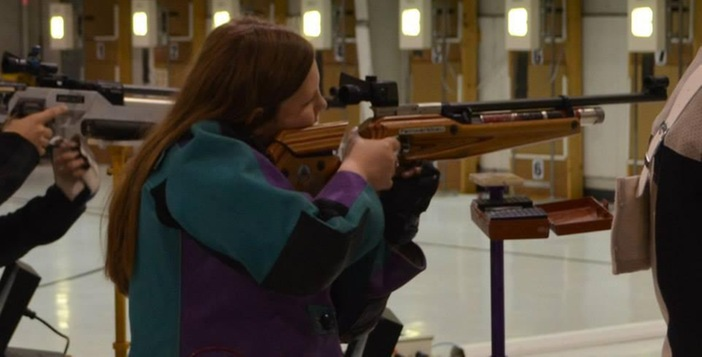Ware Rifle Team Opens Season With a Commanding Victory Over Savannah