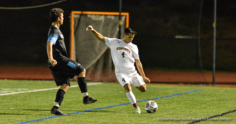 Men's Soccer Battles Past Marywood
