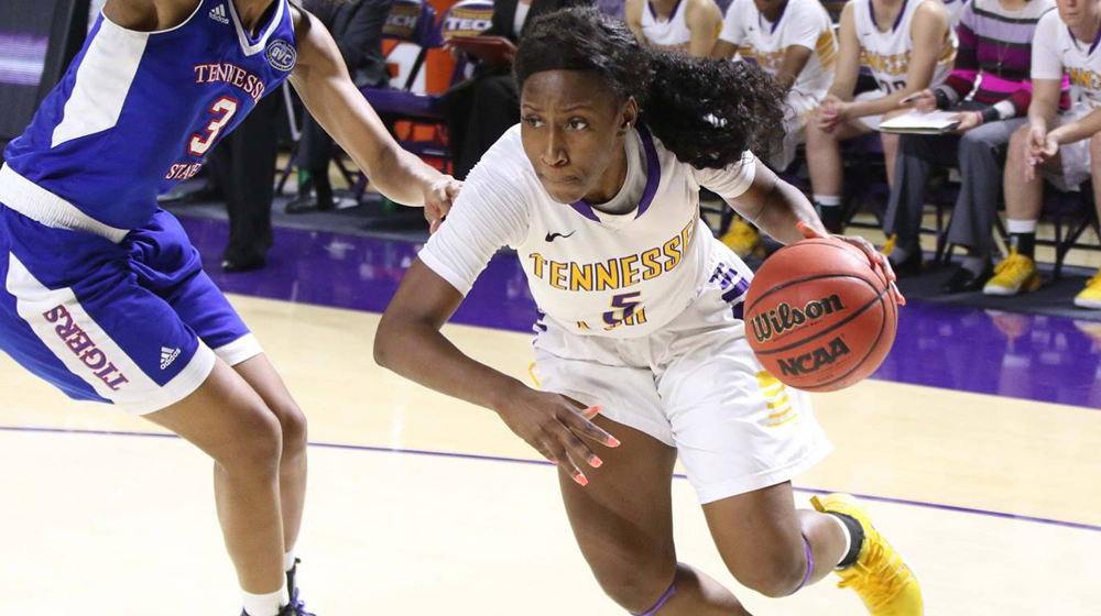 Golden Eagles claim 72-59 victory over Tennessee State in Wednesday mid-morning OVC matchup