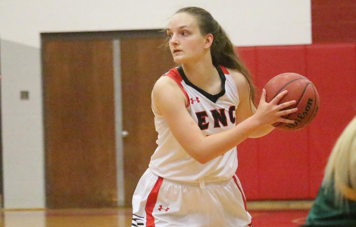 Women's Hoops Earns 68-38 Victory at Elms in Conference-Opener