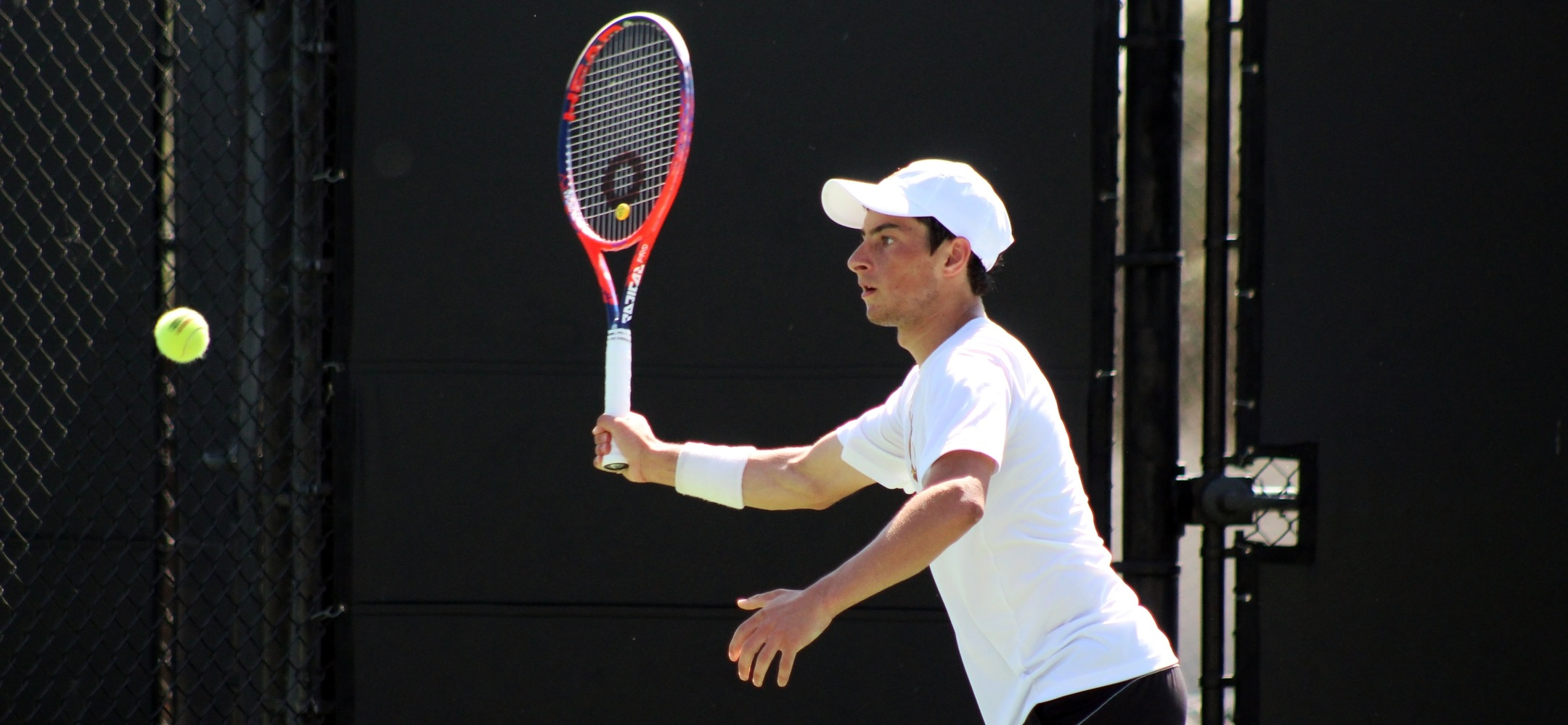 Jack Katzman will compete tomorrow in the ITA singles finals and the doubles semifinals
