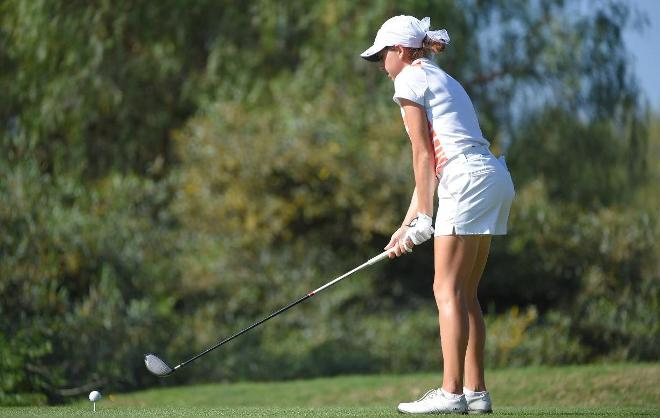 Titans Tied For Sixth after First Round at Fresno State Classic