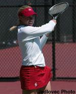 Women's Tennis Falls to Cal Poly