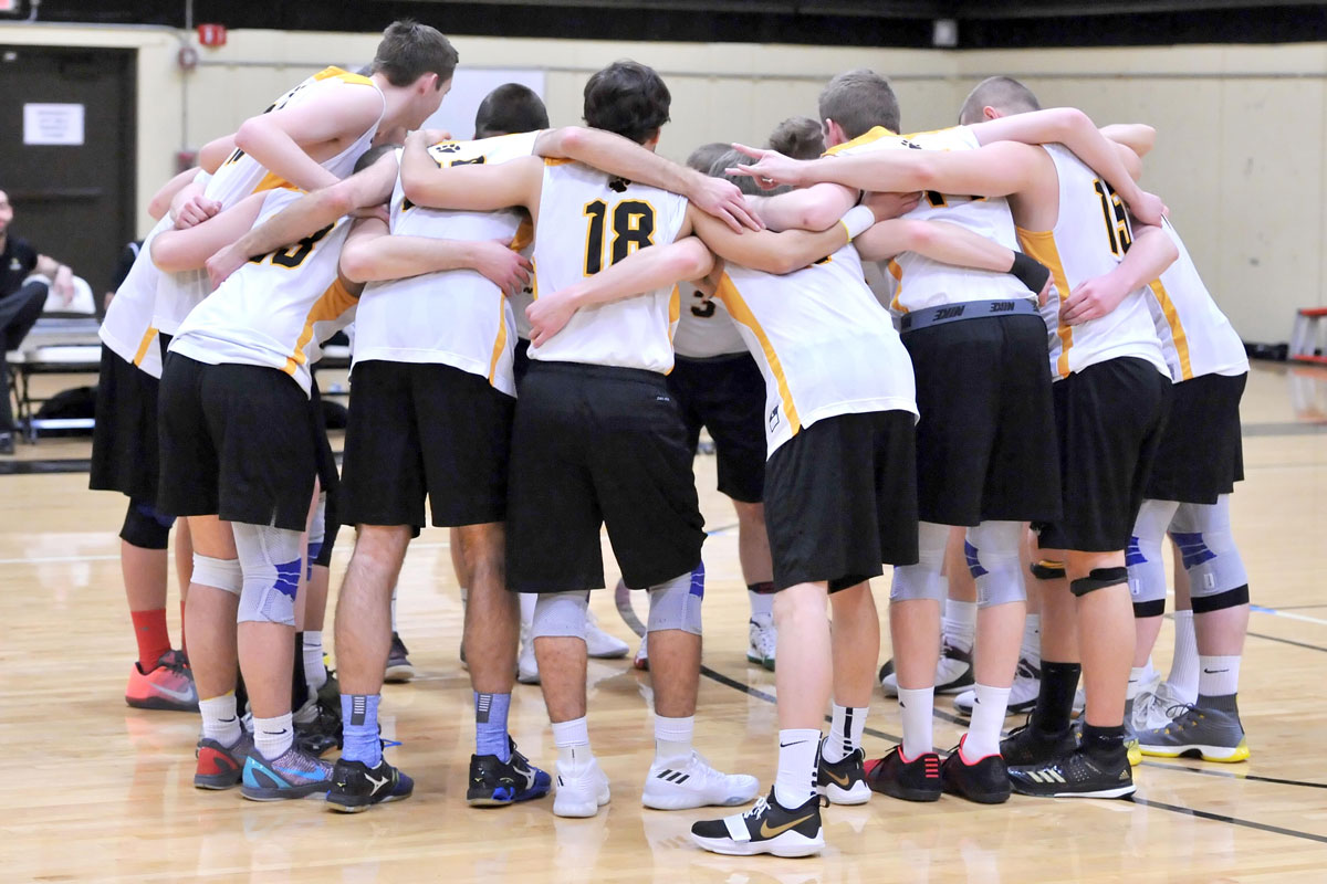 Men's Volleyball Set To Host JWU In GNAC Semifinal