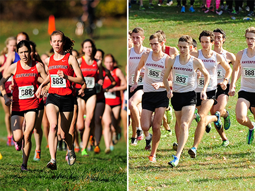 Cross Country Hosting 2014 Centennial Conference Championships