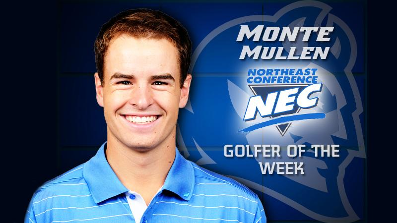 Mullen Tabbed Golfer of the Week