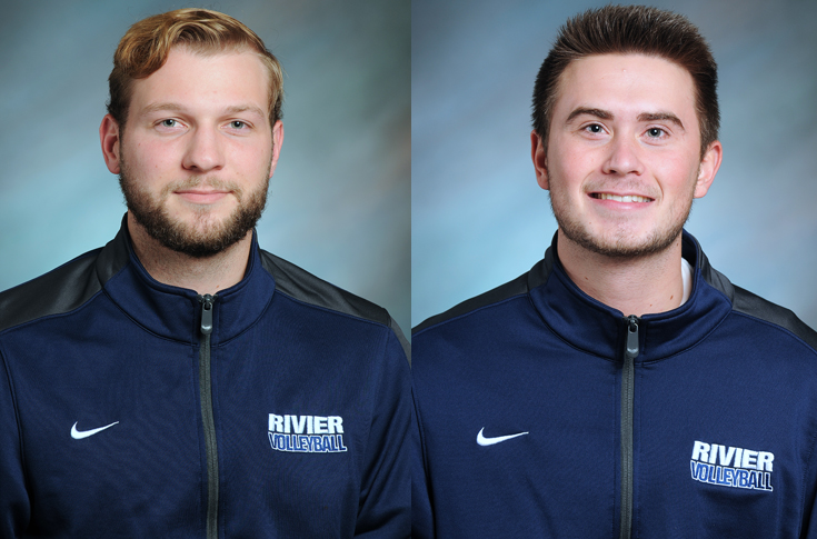 Men's Volleyball: LaSance, Bucklin named GNAC Players of the Week