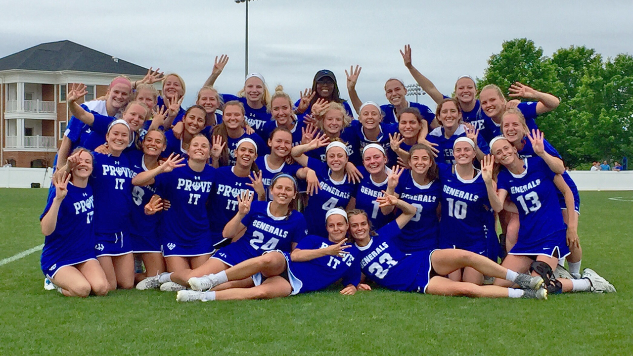 SALEM BOUND! Generals Top William Smith in OT to Head to NCAA Women's Lax Final Four
