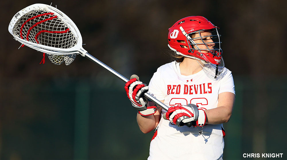 Red Devil Women's Lacrosse Camps and Clinics