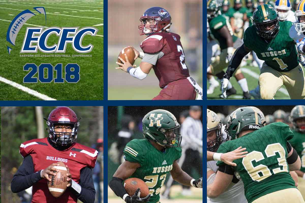 ECFC Announces 2018 All-Conference Honorees & Major Award Winners
