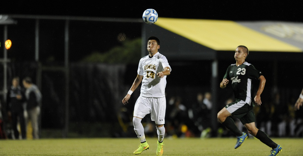 Homecoming, '14: Men's Soccer Welcome Welcomes Hartford in Saturday Matinee