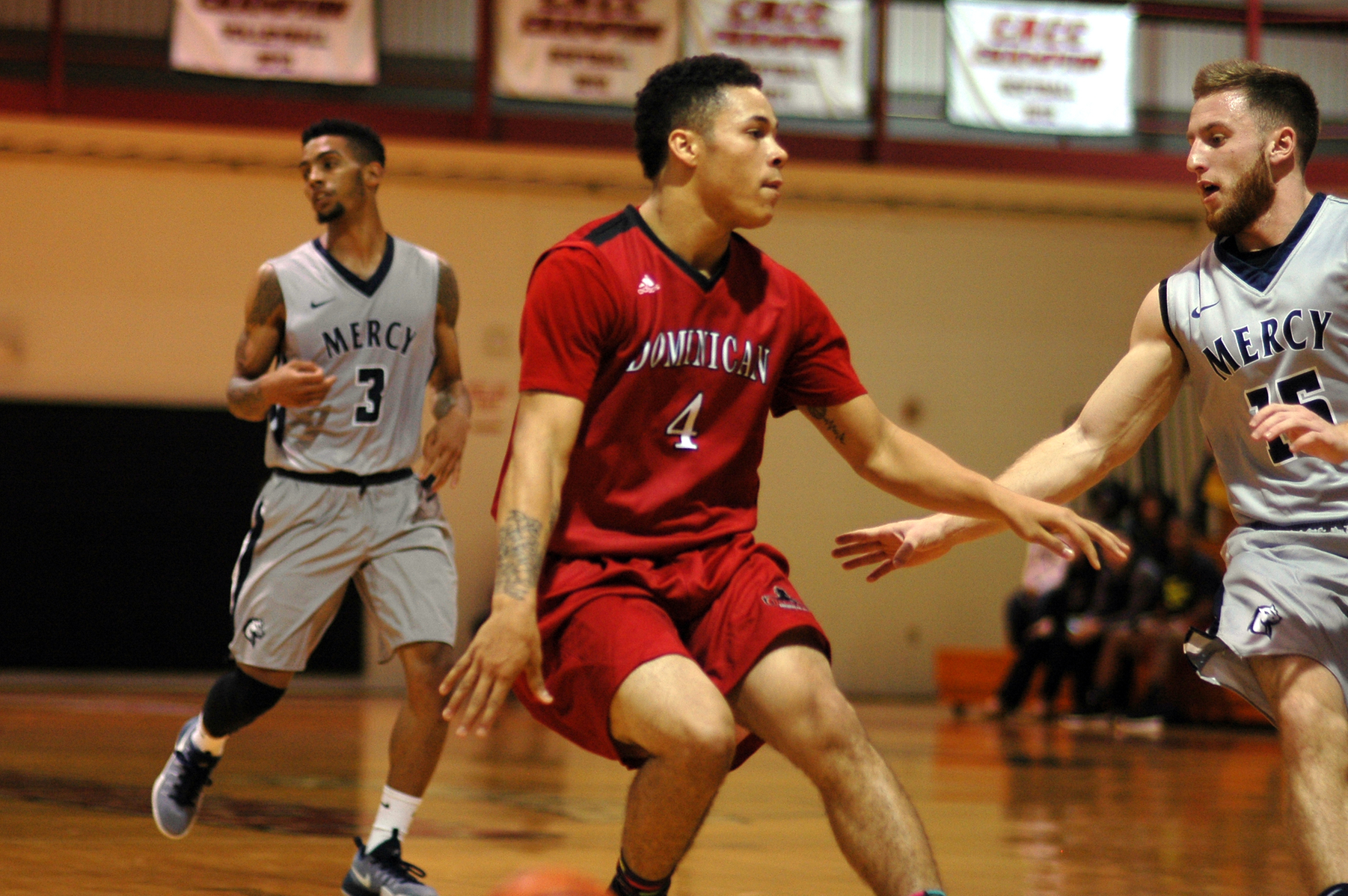 CHARGERS SUFFER FIRST LOSS OF SEASON TO BLOOMFIELD COLLEGE